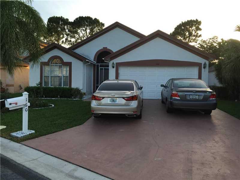 Photo of 160  PADDOCK LANE  Green Acres  FL