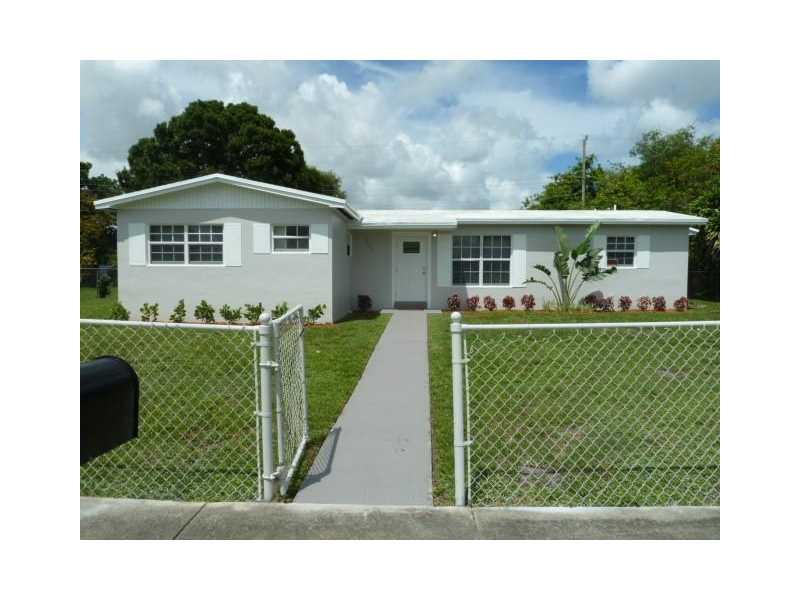 20440 Nw 20th Ct, Miami Gardens, FL 33056
