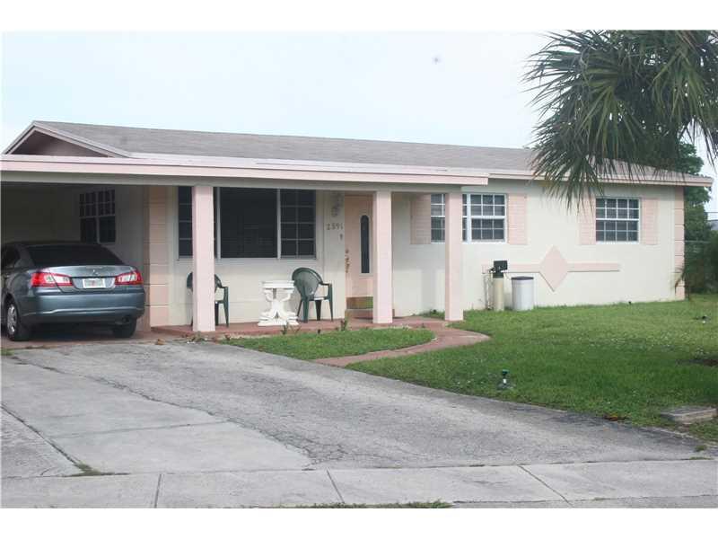 2991 Sw 8th St, Fort Lauderdale, FL 33312