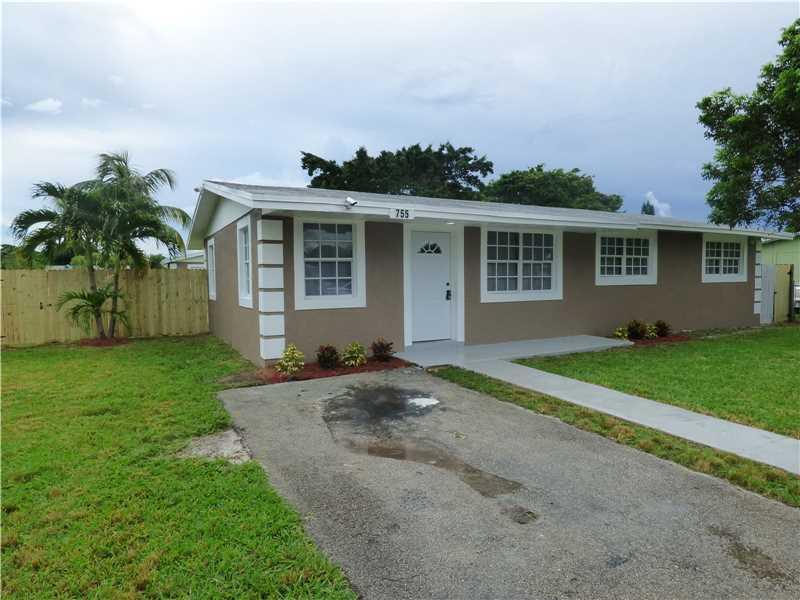 Photo of 755 Northwest 7th Ct  Florida City  FL