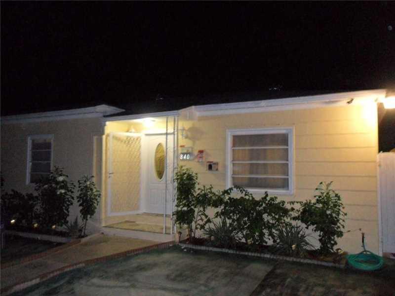 Photo of 840 Northwest 123rd St  North Miami  FL