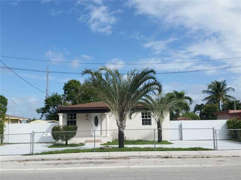 911 E 52nd St, Hialeah, FL 33013