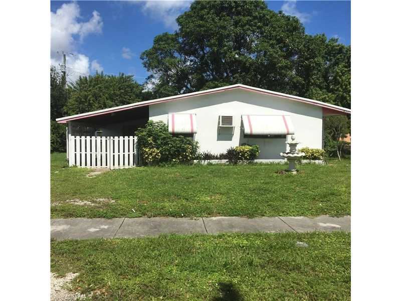 Photo of 2921 Northwest 157th St  Miami Gardens  FL