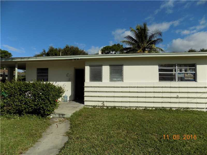 3231 NW 4th St, Lauderhill, FL 33311