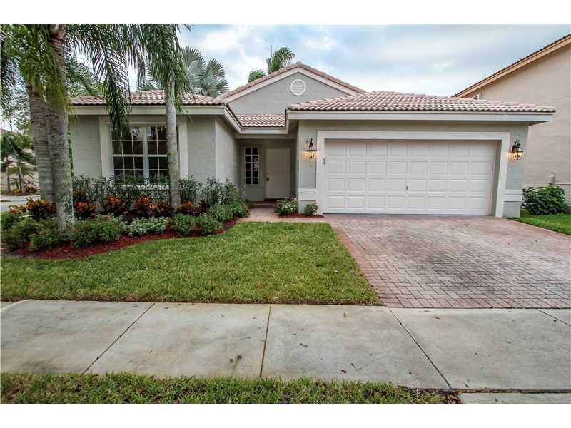 3394 SW 180th Way, Miramar, FL 33029