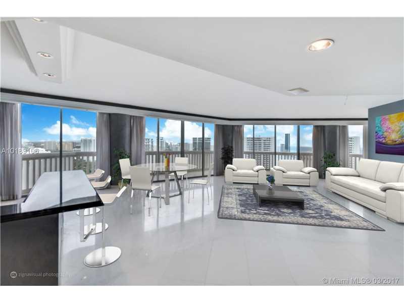 2000  Island BLVD 2901, North Miami Beach in Miami-Dade County County, FL 33160 Home for Sale