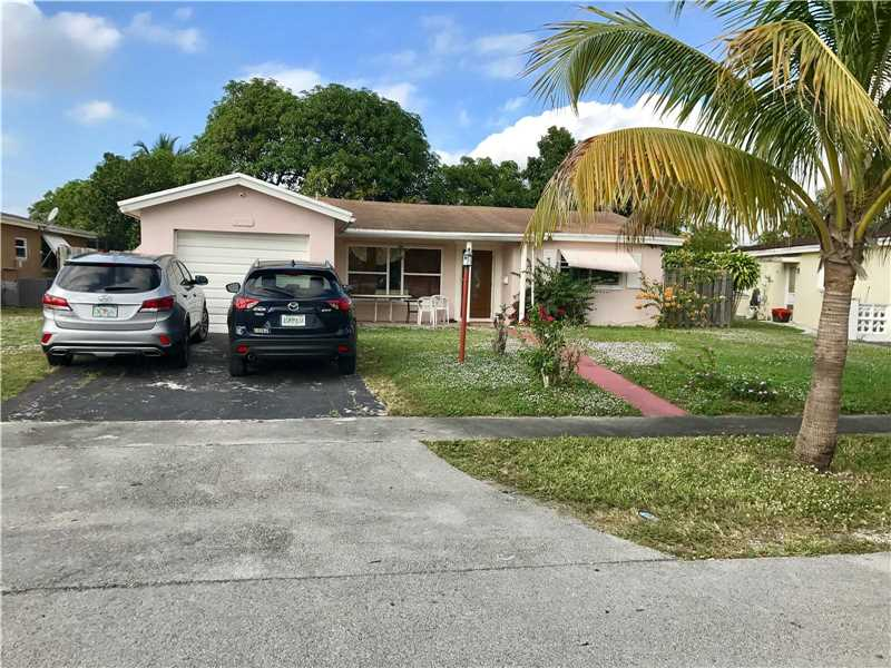 4513 NW 42nd St, Lauderdale Lakes, FL 33319