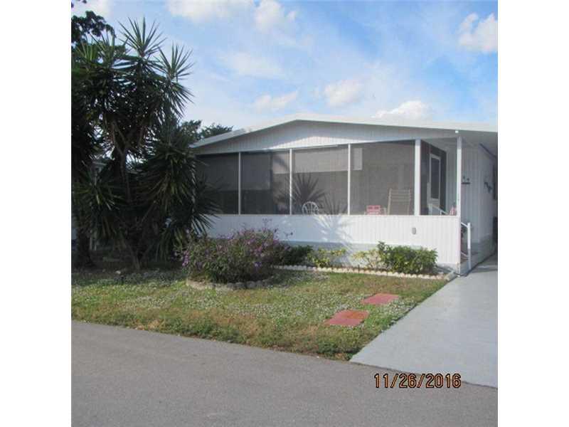 Photo of 10550 West State Rd 84 lot 189  Davie  FL