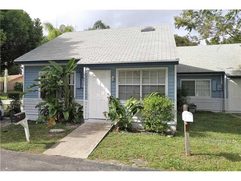 Photo of 7451  Tam Oshanter Blvd  North Lauderdale  FL