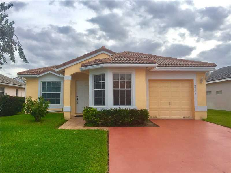 Photo of 16540 Northwest 24th St  Pembroke Pines  FL