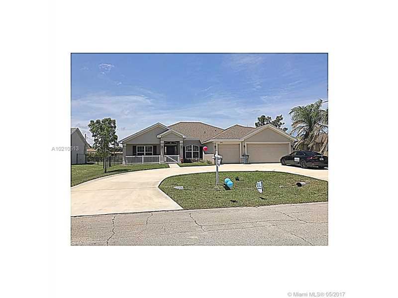 261 Sw Fairchild Ave, Port St Lucie, FL 34984