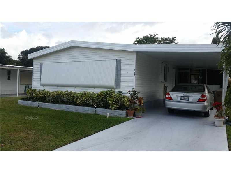 Photo of 10550 West state road 84 lot 21  Davie  FL