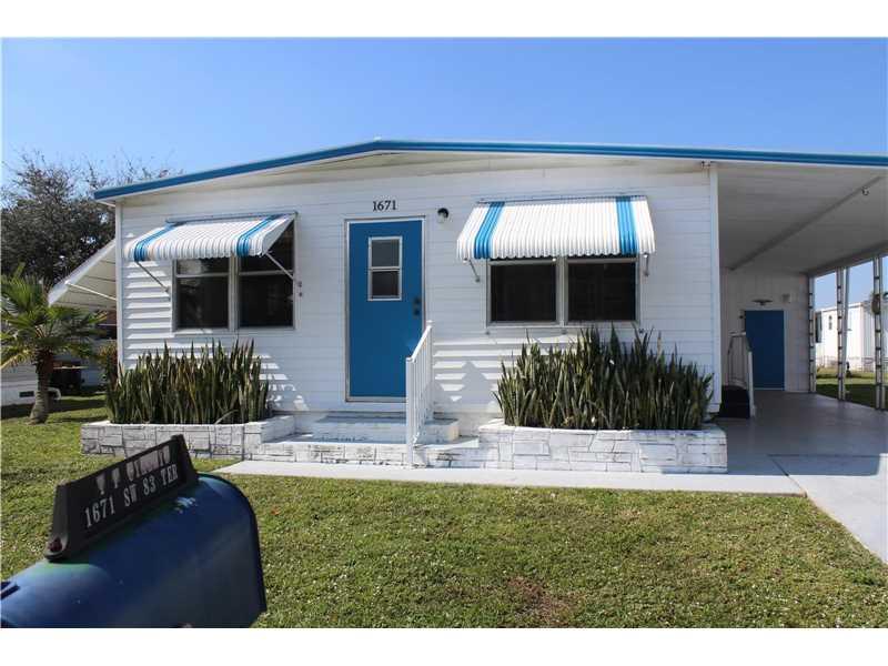 Photo of 1671 Southwest 83  Davie  FL