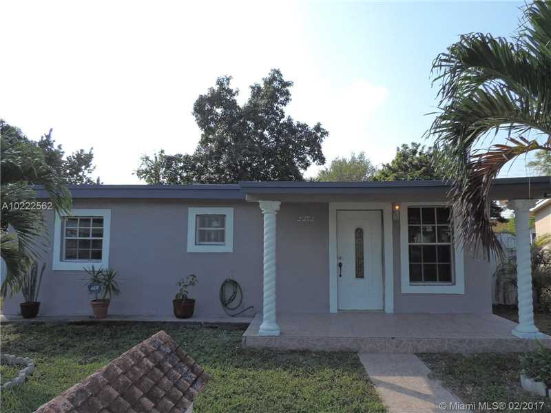 Photo of 2272 Northwest 152nd St  Opa-Locka  FL