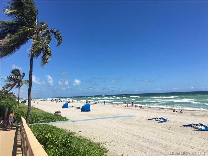 Photo of 101 North Ocean Dr  Hollywood  FL