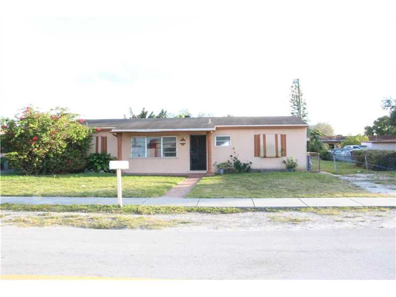 Photo of 2870 Northwest 164th Ter  Opa-Locka  FL