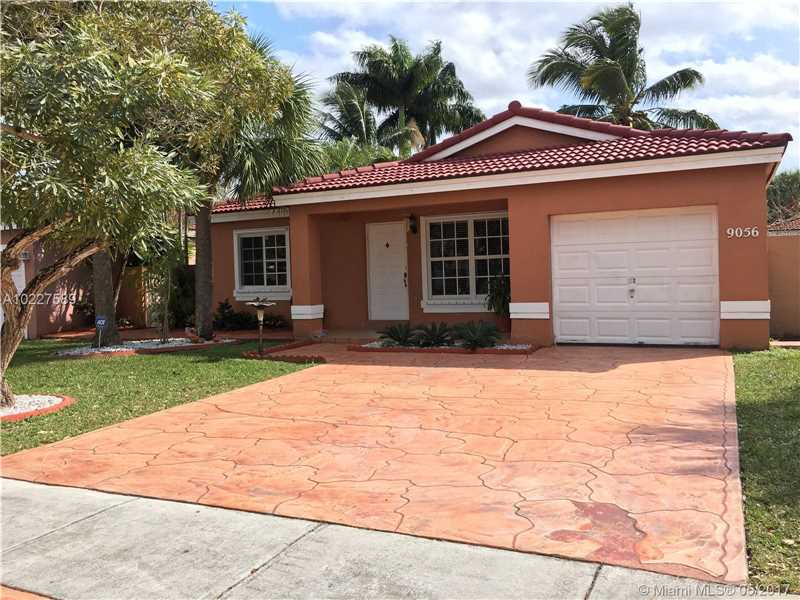 Photo of 9056 Northwest 191st Ter  Hialeah  FL