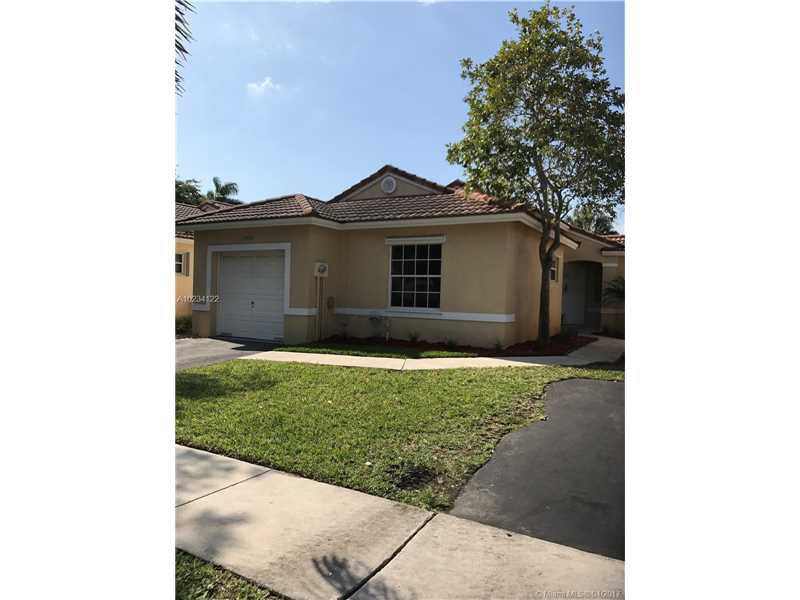 Photo of 17970 Southwest 11th Ct  Pembroke Pines  FL