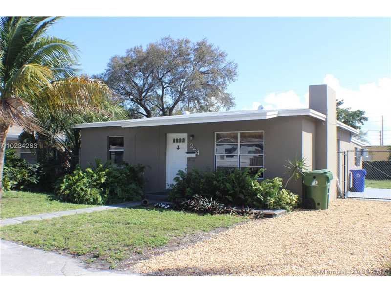 Photo of 244 Southwest 23rd  Fort Lauderdale  FL