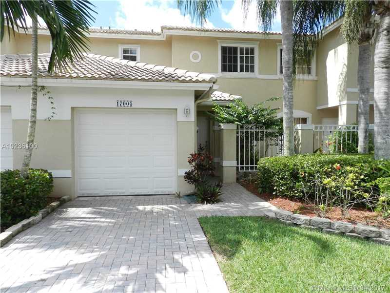 Photo of 17005 Northwest 23rd St  Pembroke Pines  FL
