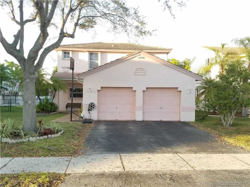 Photo of 18463 Northwest 20th St  Pembroke Pines  FL