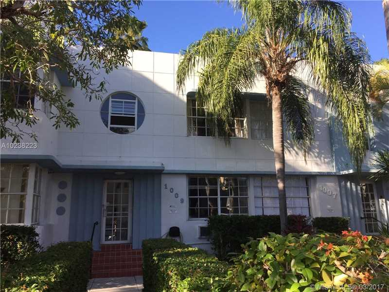 Photo of 1009  Meridian Ave  Miami Beach  FL