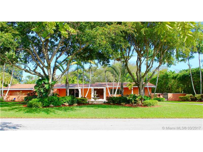 Photo of 13865  SW 70 Avenue  Palmetto Bay  FL