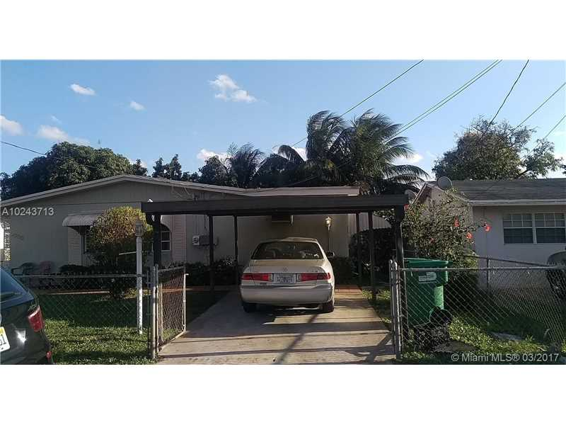 Photo of 1908 Northwest 154th St  Miami Gardens  FL