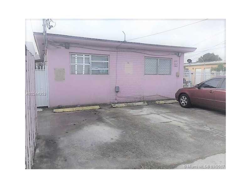 1864 Nw 21st St, Miami, FL 33142