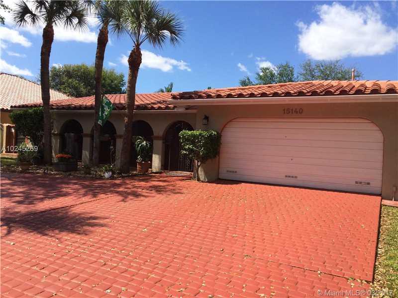 15140 Dunbarton Pl, Miami Lakes, FL 33016