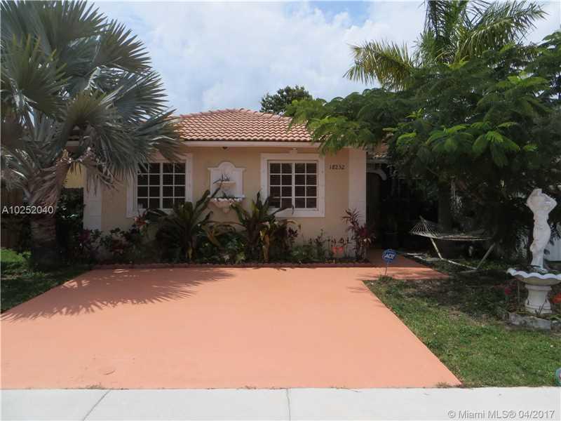Photo of 18232 Southwest 142nd Ct  Miami  FL