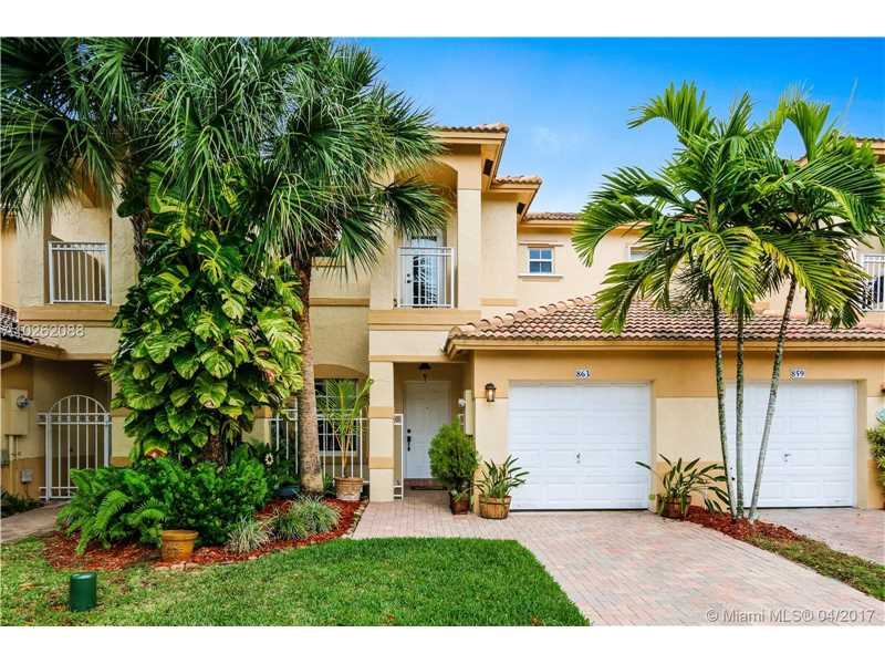 Photo of 863 Northwest 170th Ter  Pembroke Pines  FL