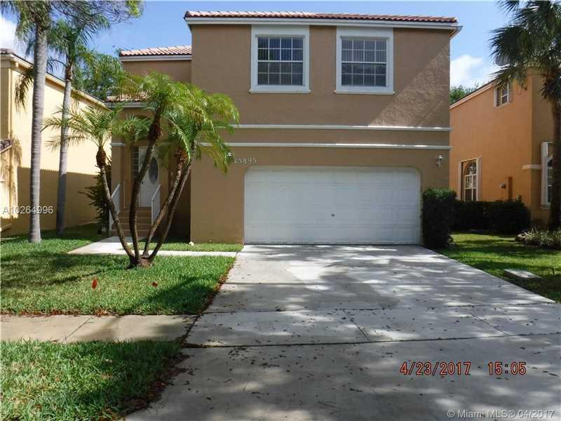 Photo of 15895 Northwest 5th STREET  Pembroke Pines  FL