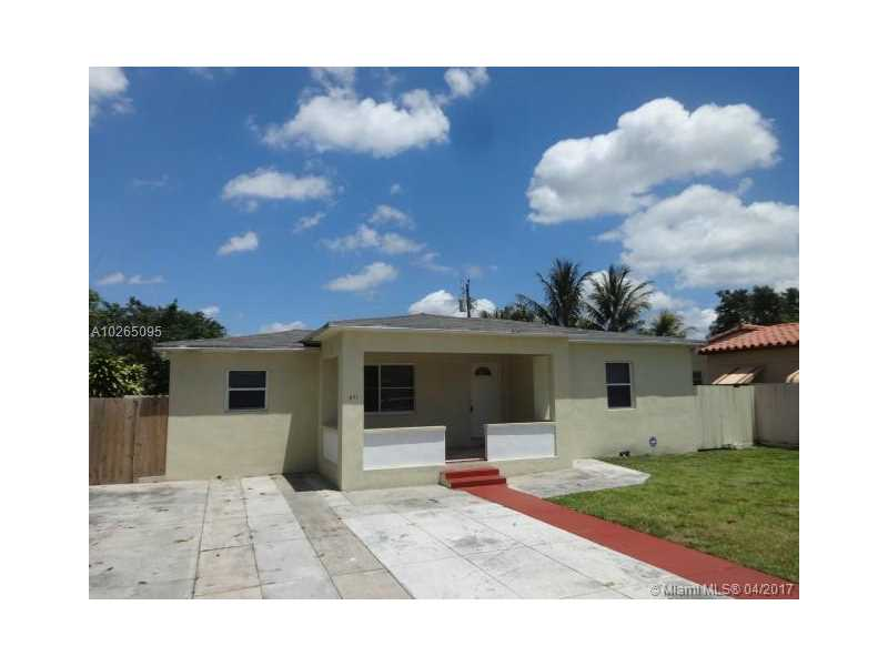 Photo of 431 Northwest 107th St  Miami  FL