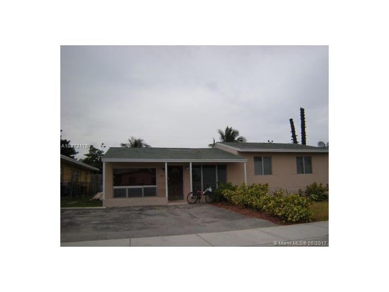 Photo of 4121 SW 20th St  Fort Lauderdale  FL