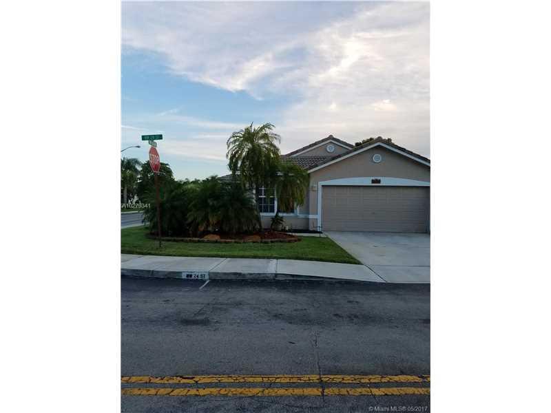 Photo of 16306 Northwest 24th St  Pembroke Pines  FL
