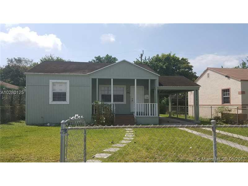 Photo of 776 Northwest 66th St  Miami  FL