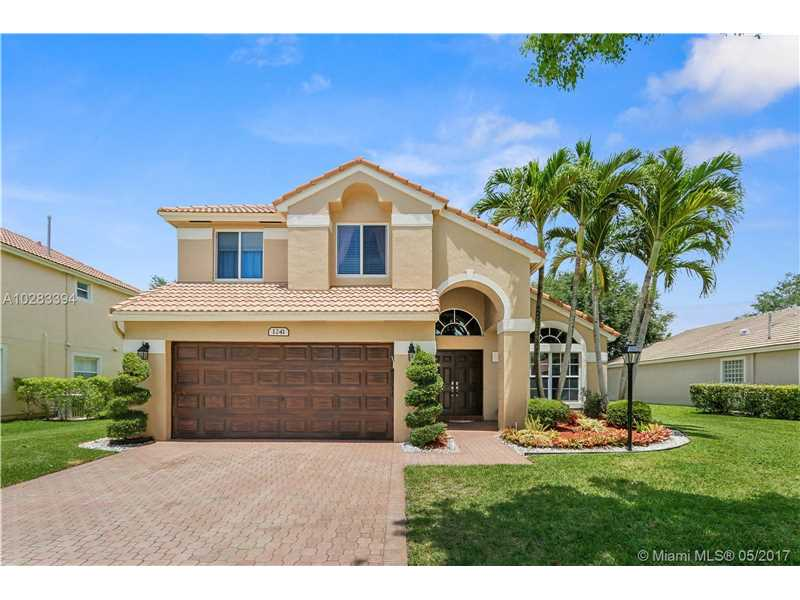 1241 Northwest 143rd Ave Pembroke Pines, FL 33028