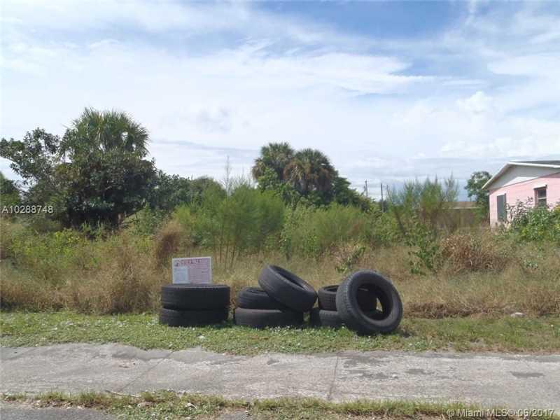 Photo of 0 N 19  Street  Fort Pierce  FL