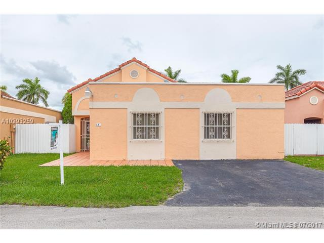 Photo of 691 Northwest 122nd Ct  Miami  FL