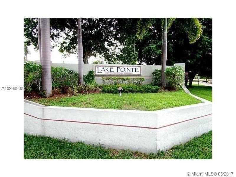 Photo of 210  Lake Pointe Dr  Oakland Park  FL