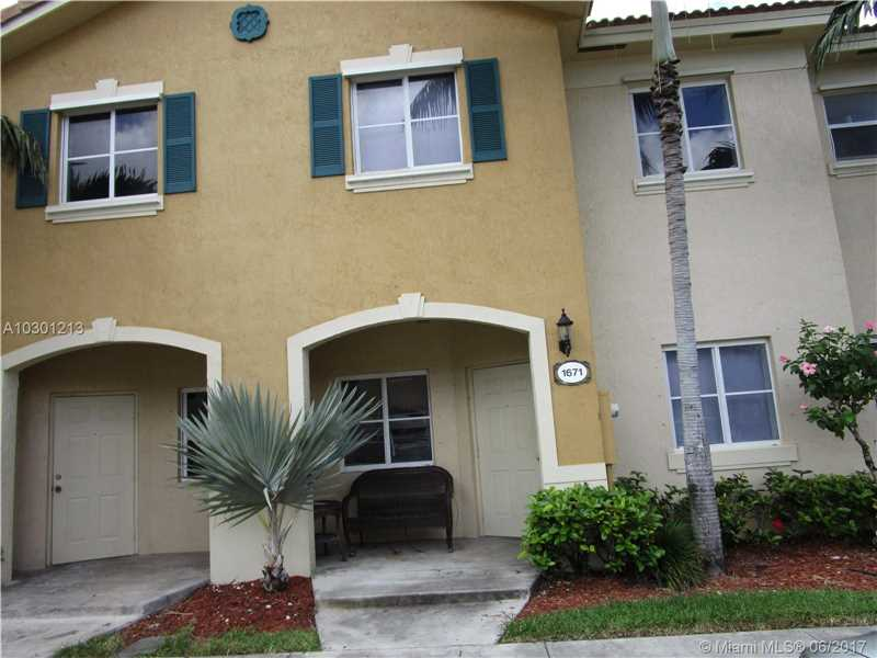 Photo of 1671 Southeast 30th St  Homestead  FL