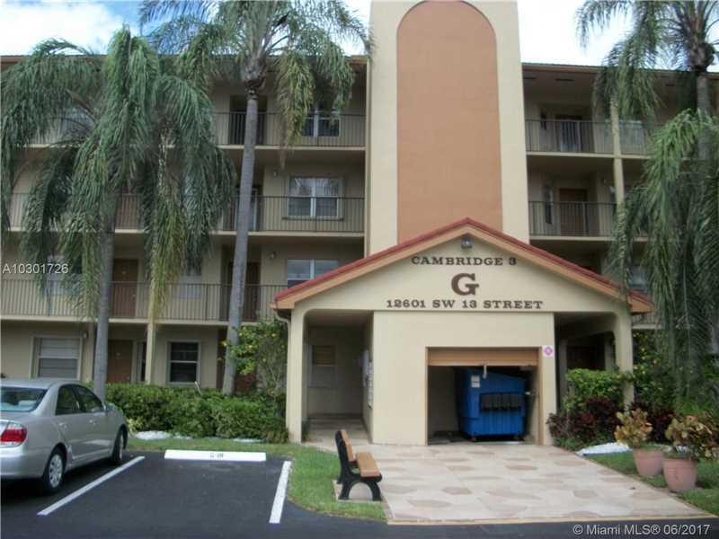 Photo of 12601 Southwest 13th St  Pembroke Pines  FL