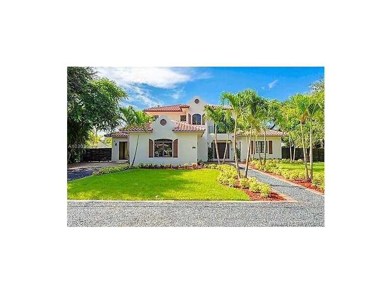 862 Northeast 119th St, Miami Shores, Florida