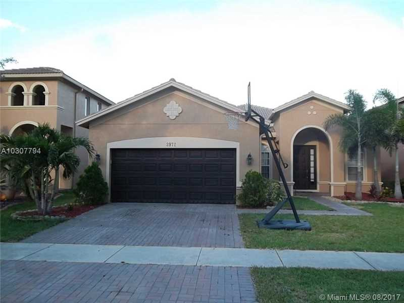 Photo of 3972 Cascade Ter  Weston  FL