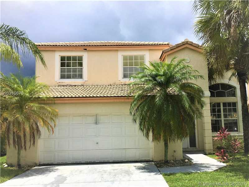 Photo of 750 Northwest 155th Ter  Pembroke Pines  FL