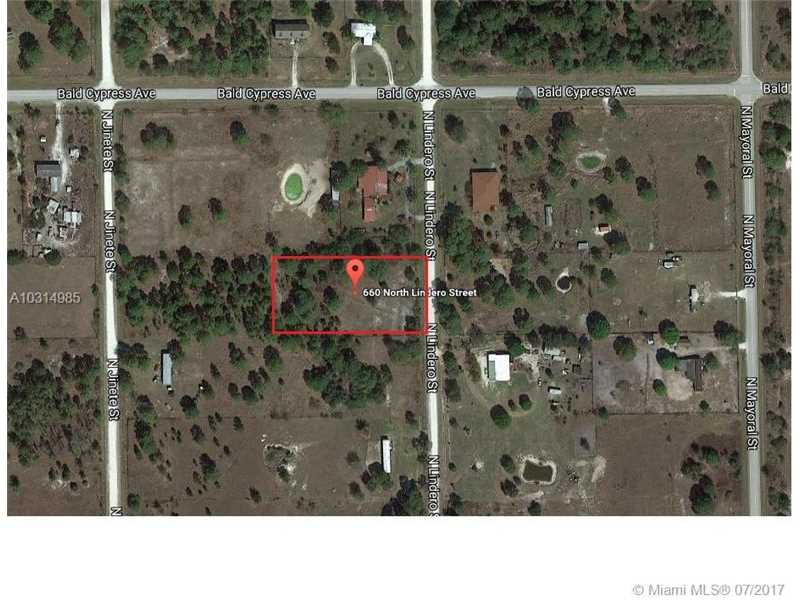 Photo of 660 N LINDERO ST  Clewiston  FL