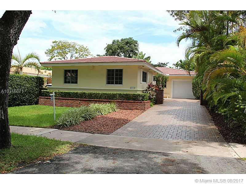 Photo of 411 Vittorio Ave  Coral Gables  FL
