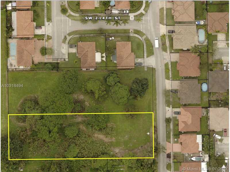 Photo of 124th Place SW 215  Goulds  FL