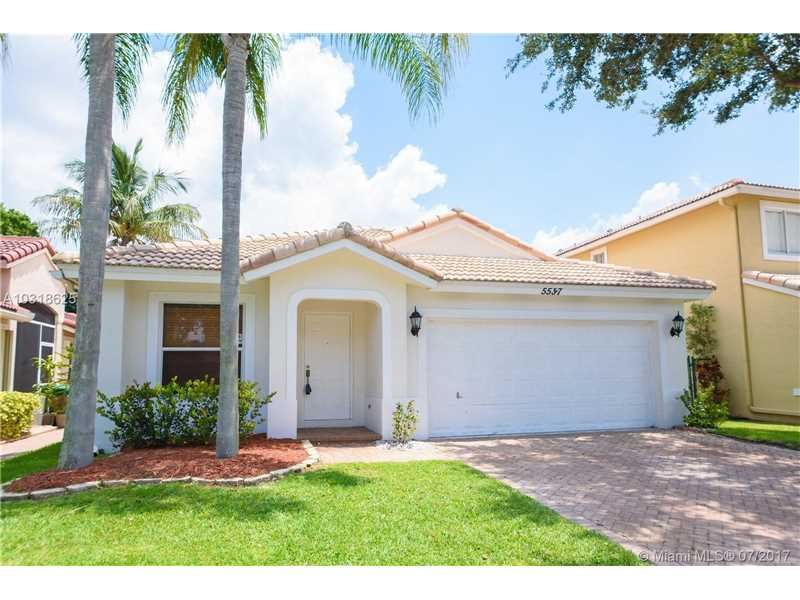 Photo of 5557 Northwest 125 Terrace  Coral Springs  FL